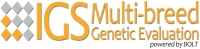 IGS Releases Multi-breed Genetic Evaluation powered by BOLT