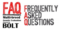 FAQs: Multi-breed Genetic Evaluation powered by BOLT